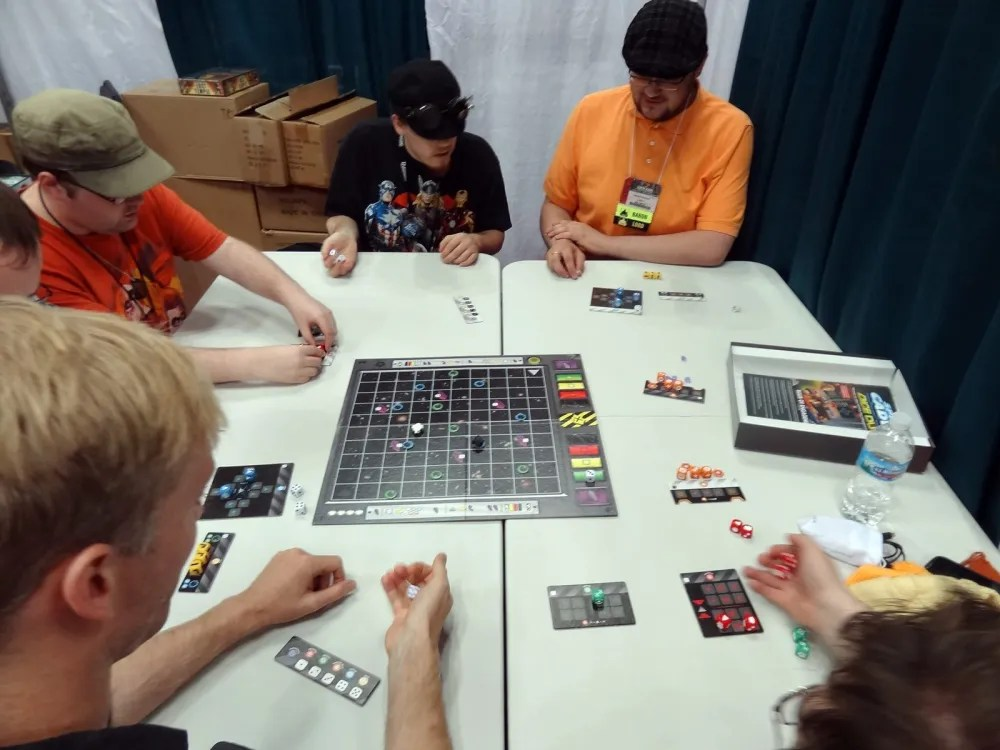 Dice Duel at Gen Con