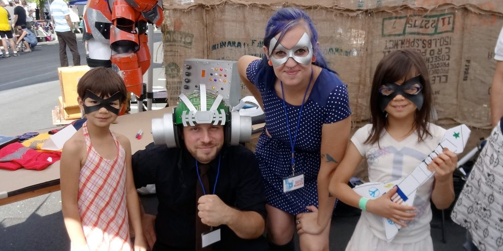 PDX Mini Maker Faire This Weekend