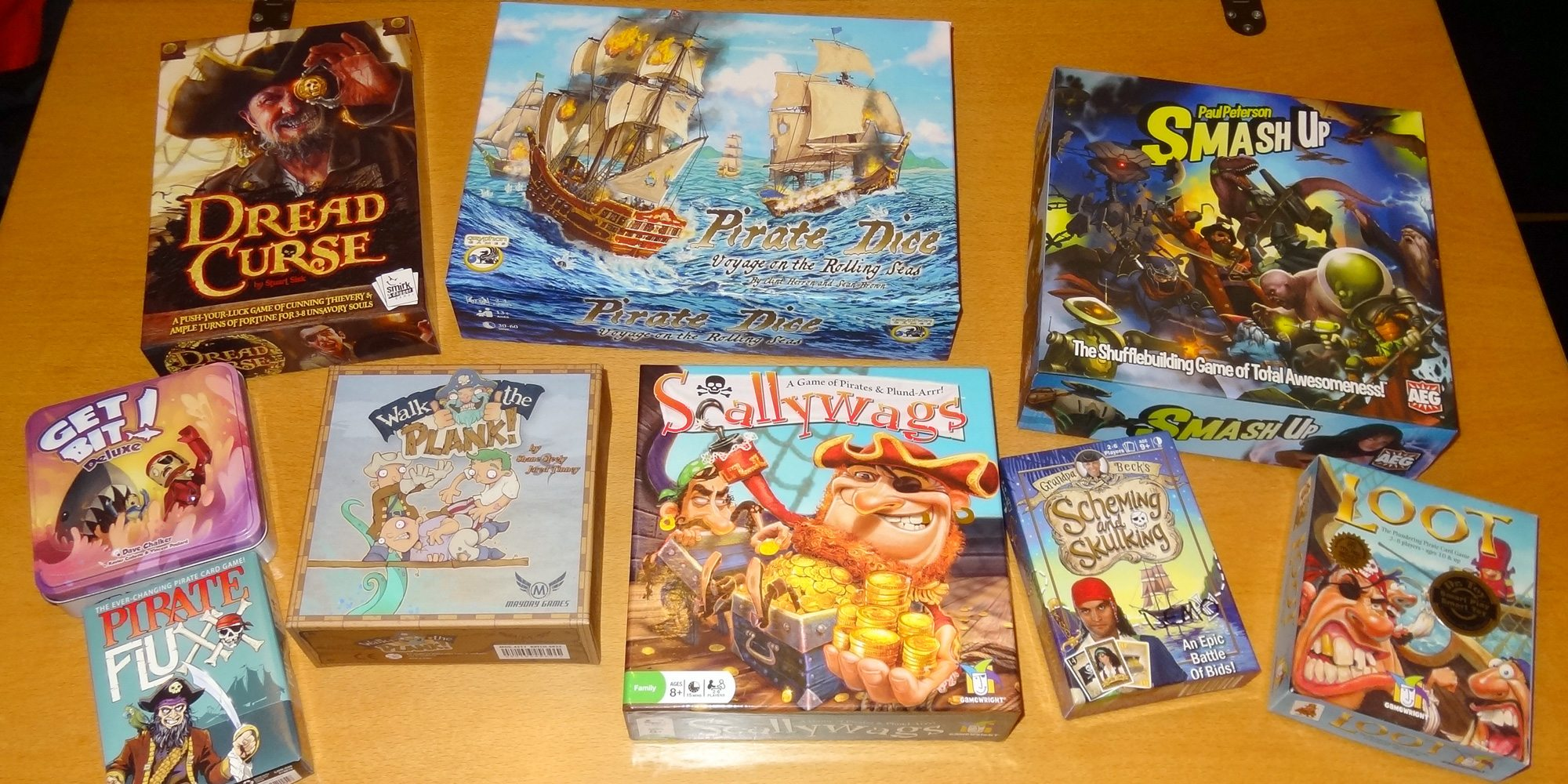Game Like a Pirate