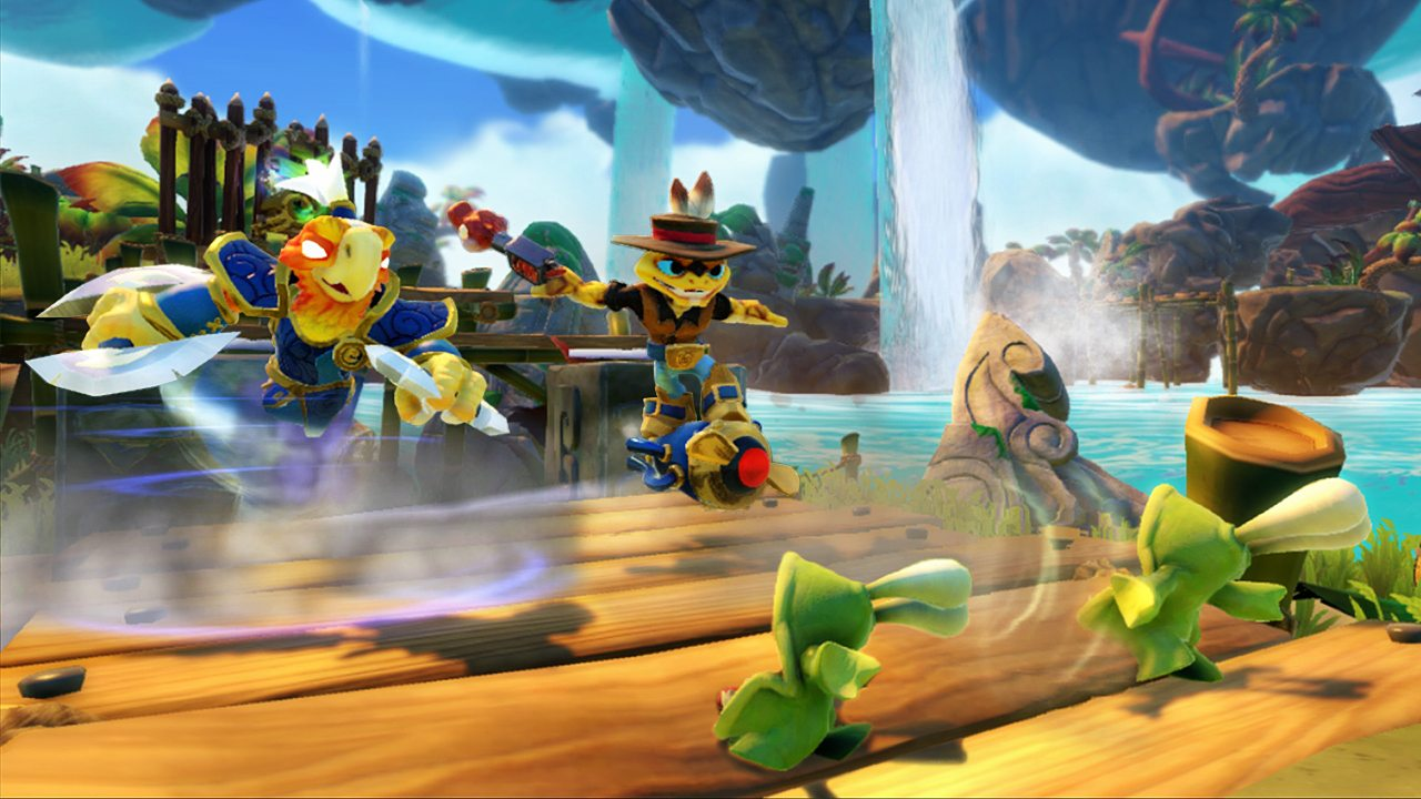 Official Skylanders: What's new in SWAP Force