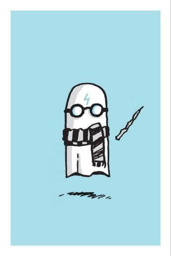 Ghost Harry Potter