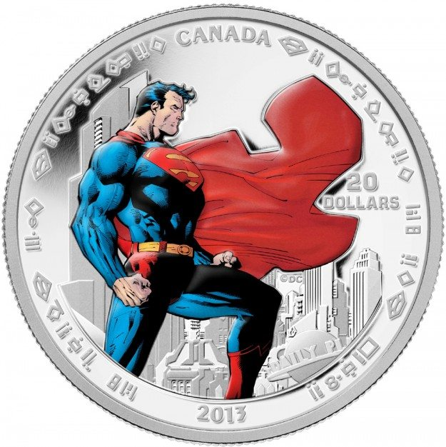 Man of Steel $20