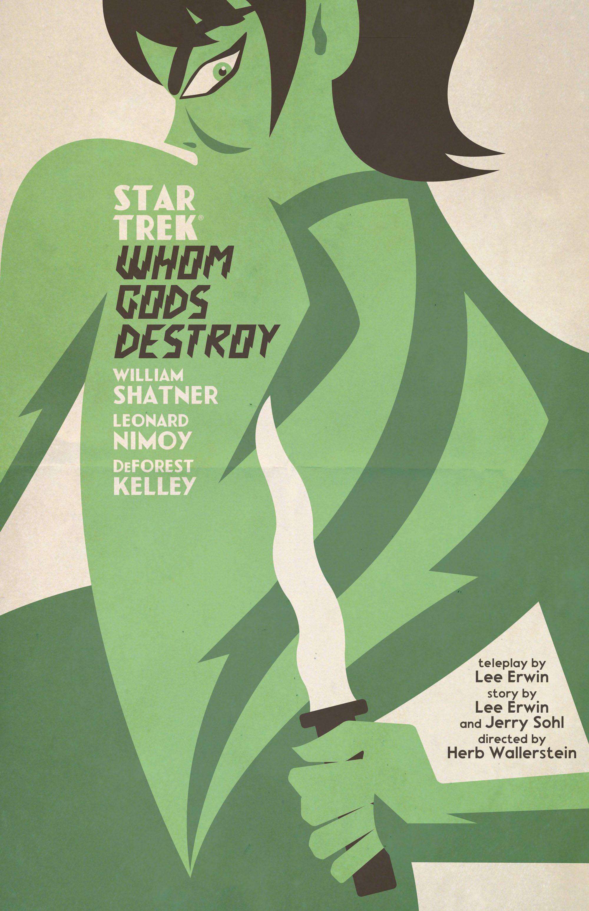 Whom Gods Destroy