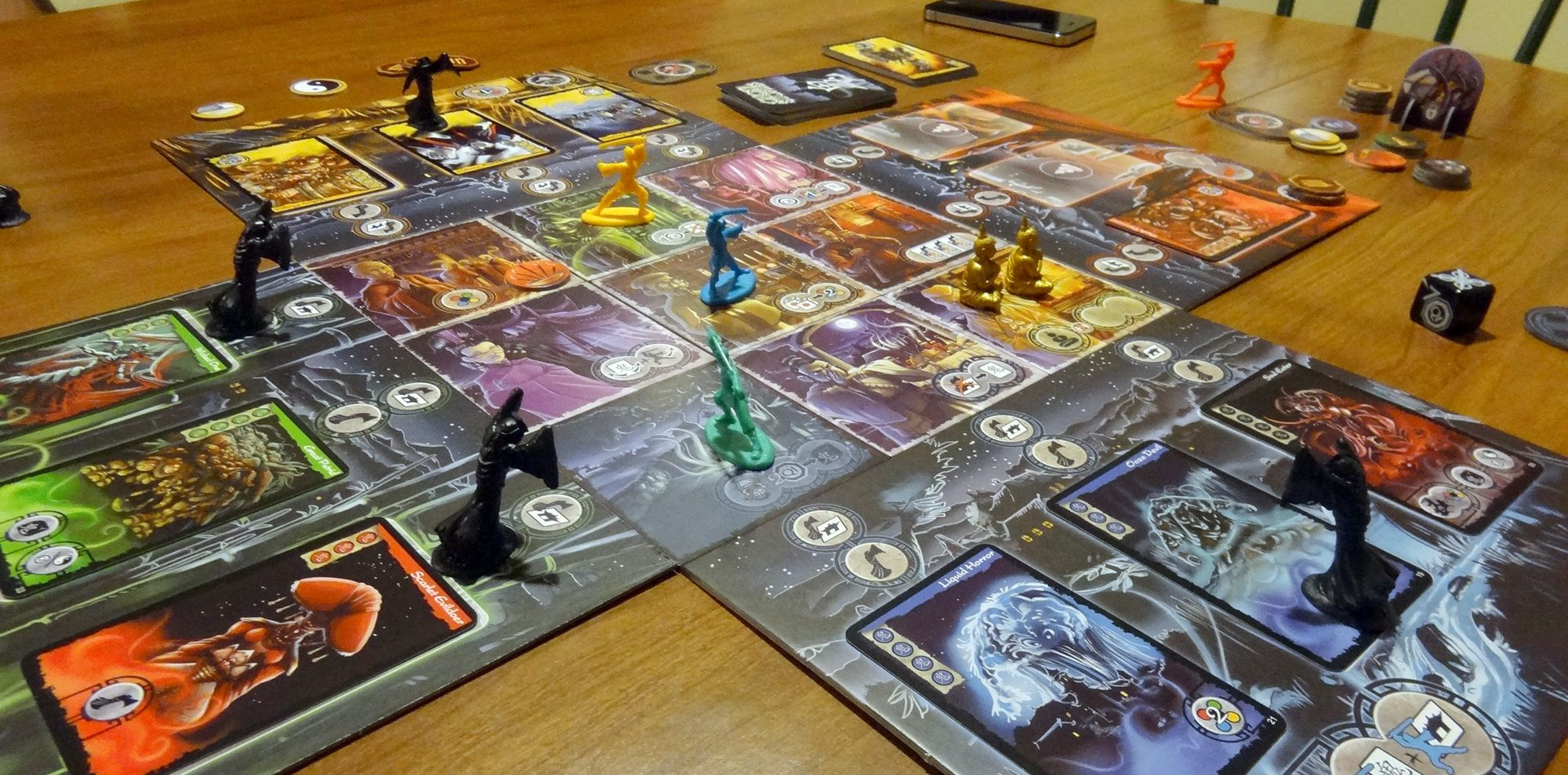 13 Creepy Games For Your Halloween Game Night   GeekDad