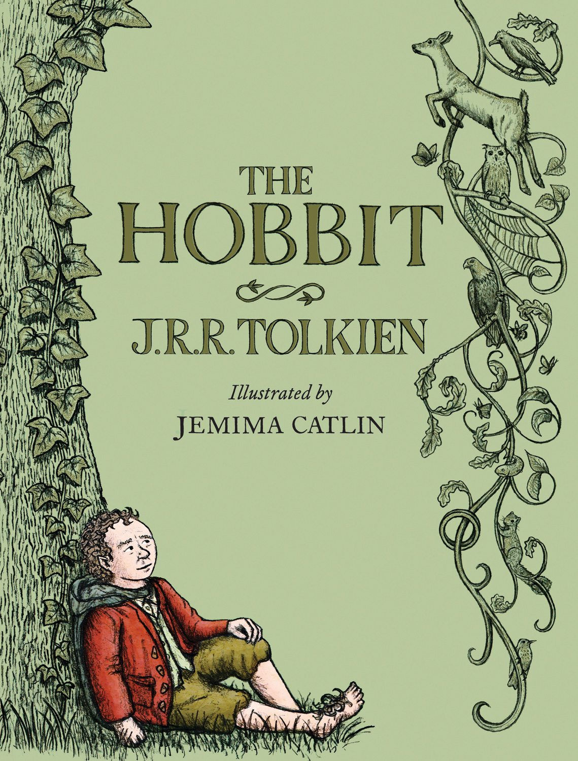 Giveaway of New Illustrated Edition of The Hobbit