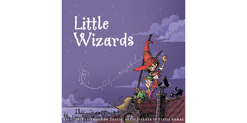 Little Wizards, The Perfect Way to Introduce Your Kids to Role