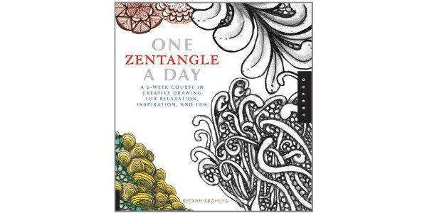 one-zentangle