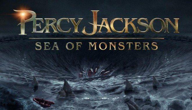 Percy Jackson Sea of Monsters digital release