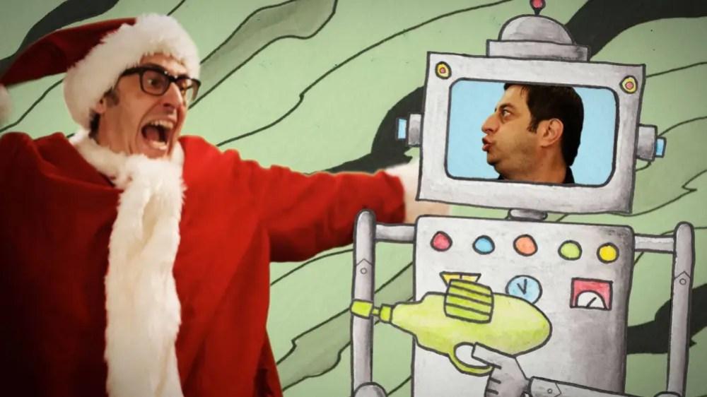 Toymaggedon featuring Yo La Tengo, Ira Glass, Eugene Mirman