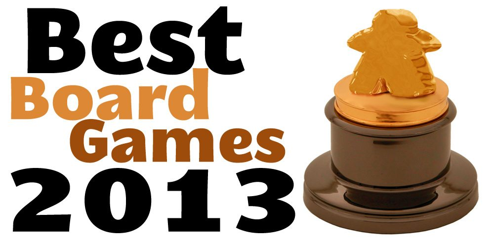 Best Board Games 2013