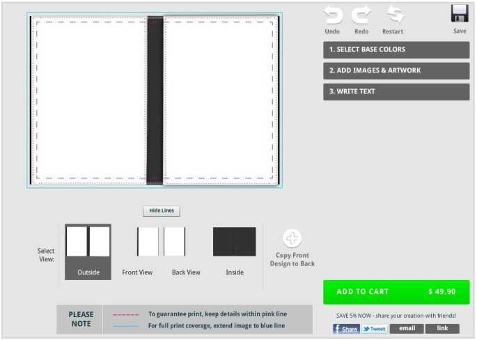 Caseable.com customization tool