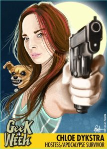 The proposed Chloe Dykstra card.