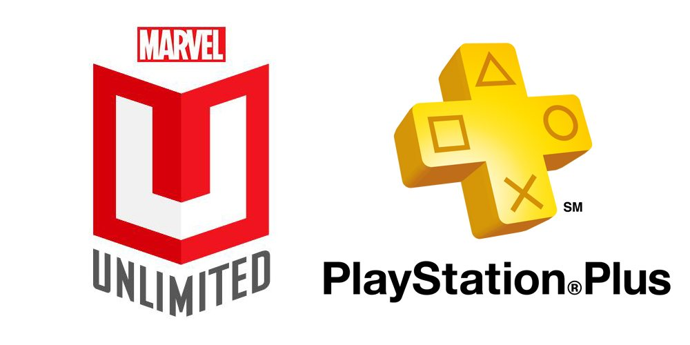 Marvel Unlimited and PlayStation Plus