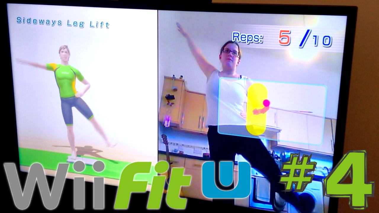 Wii Fit U Understands Your New Year Blues
