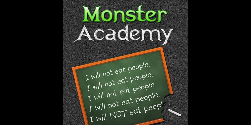 Read an Excerpt of Monster Academy and Win a Free Copy