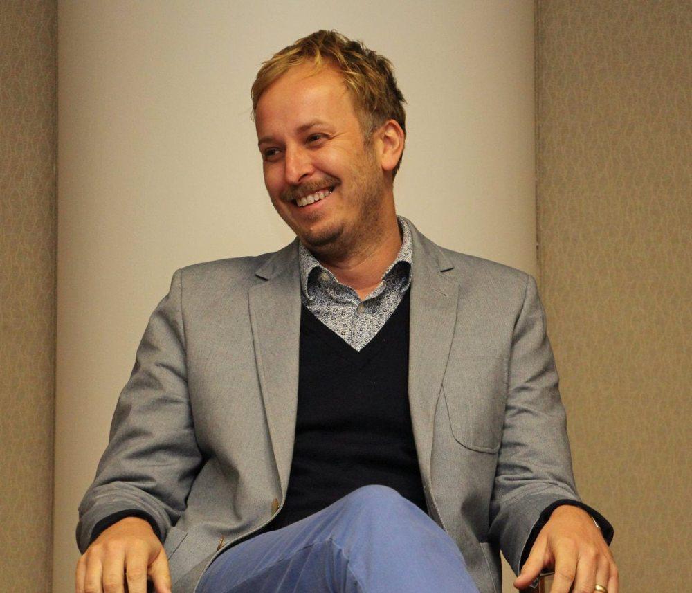 Director James Bobin