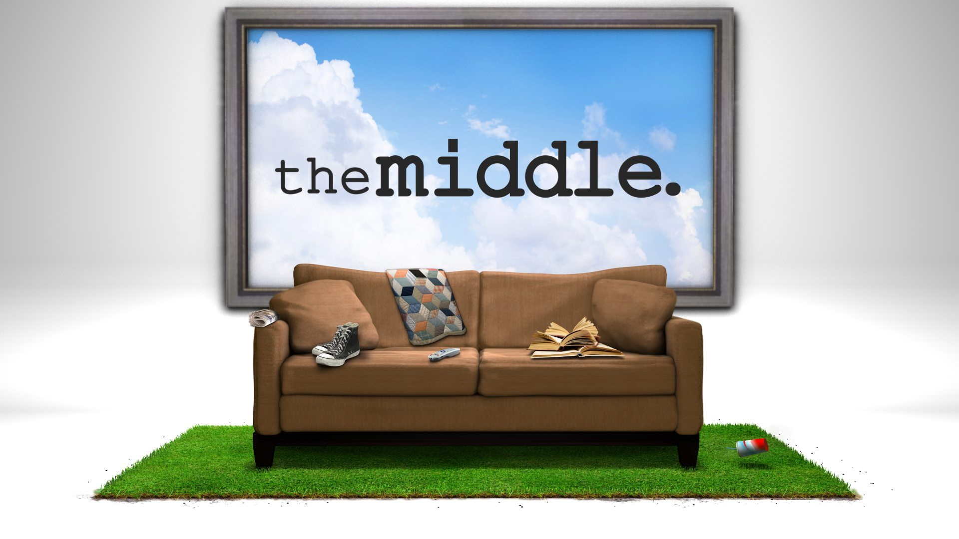A Visit to the Set of ABC's The Middle Reveals a House Gone to Heck