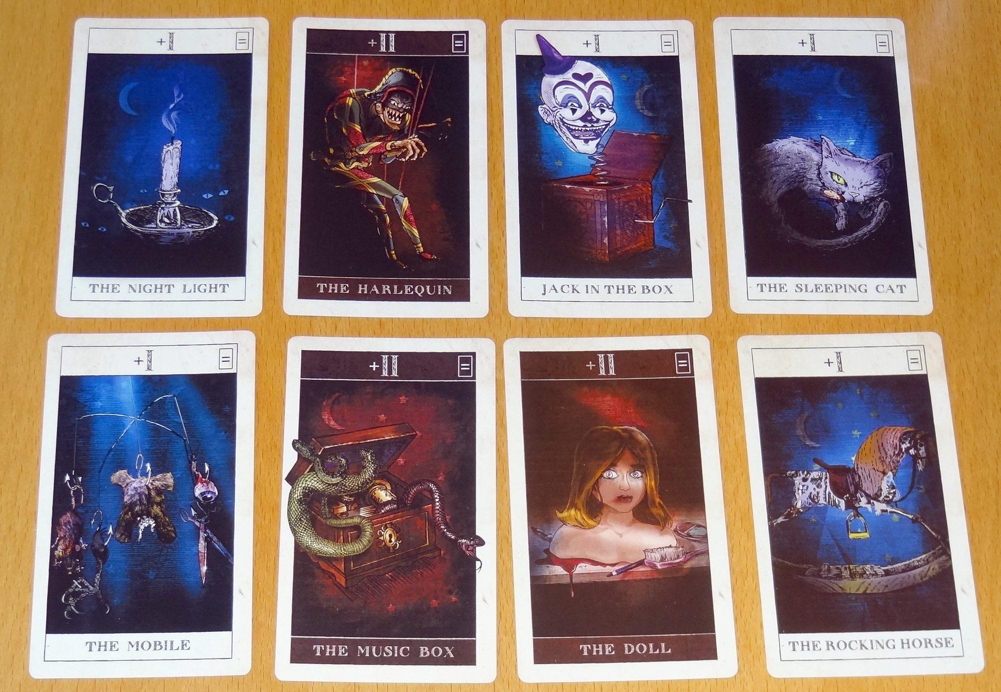 Pleasant Dreams cards