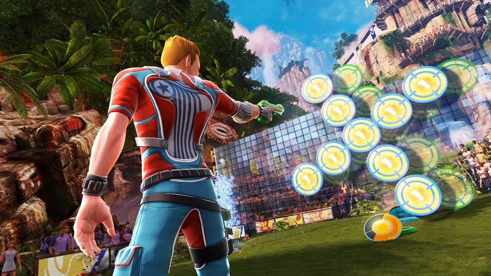 Kinect Sports Rivals Target Shooting