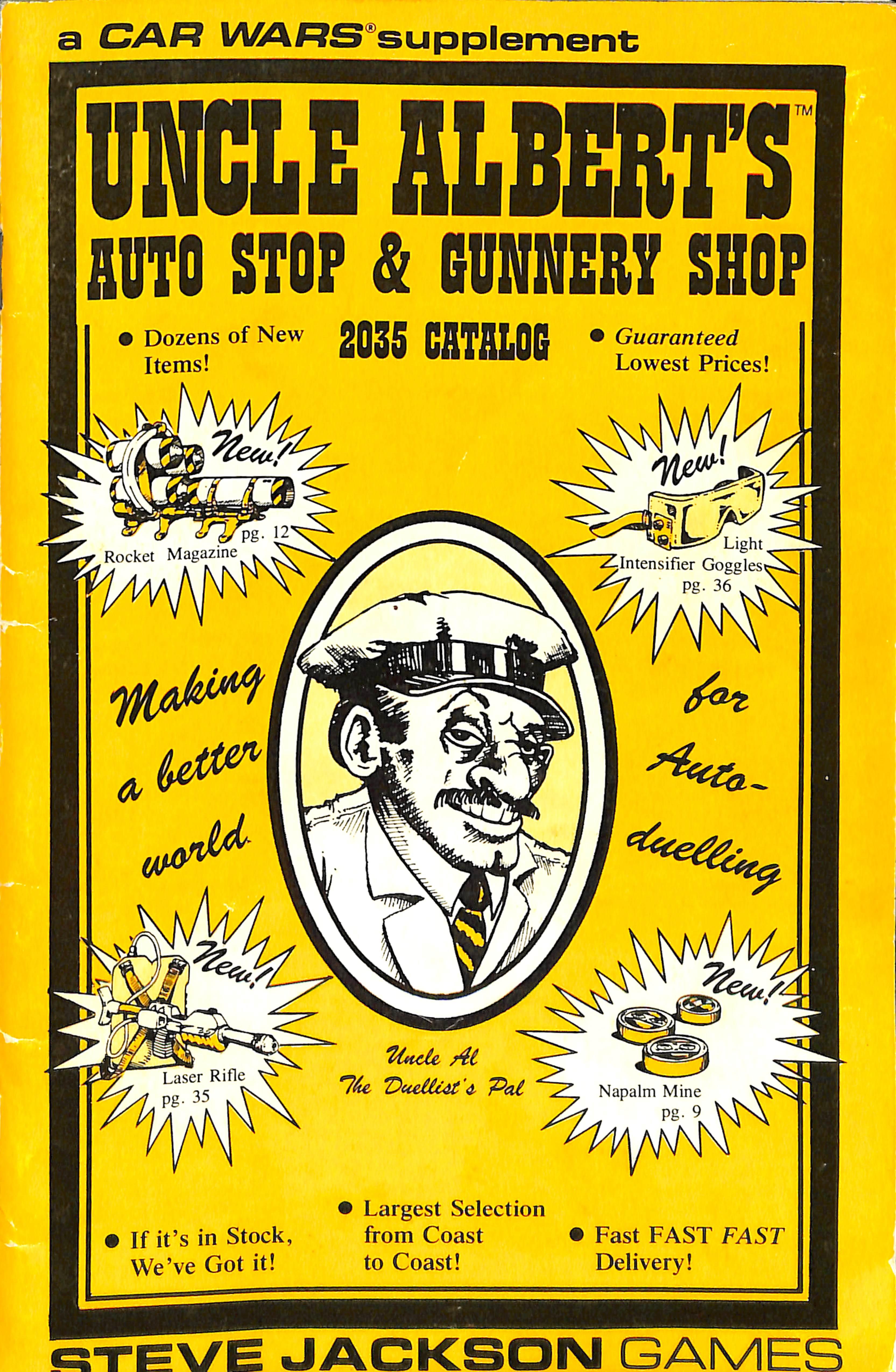 Uncle Albert Catalog