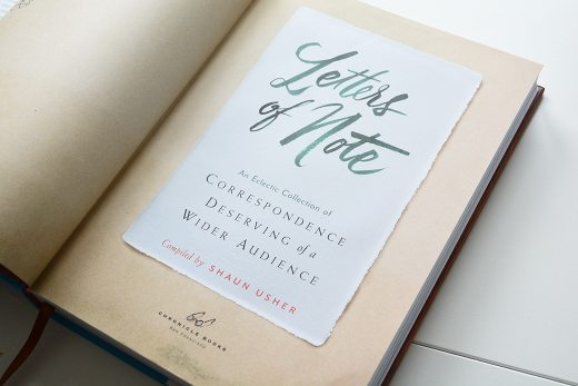 Image: LettersofNote.com