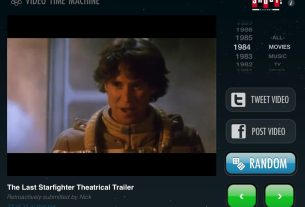 Video Time Machine