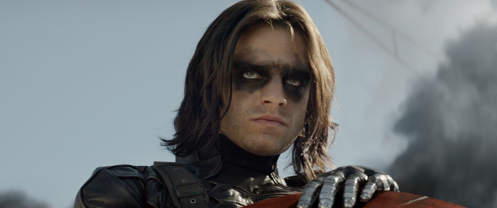 Stan as The Winter Soldier