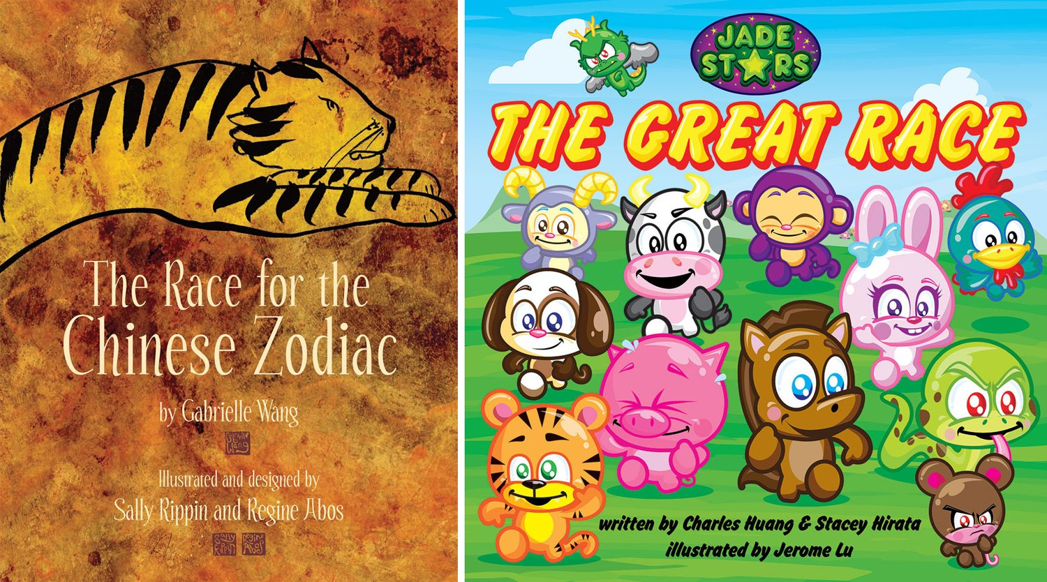 The Race for the Chinese Zodiac, The Great Race