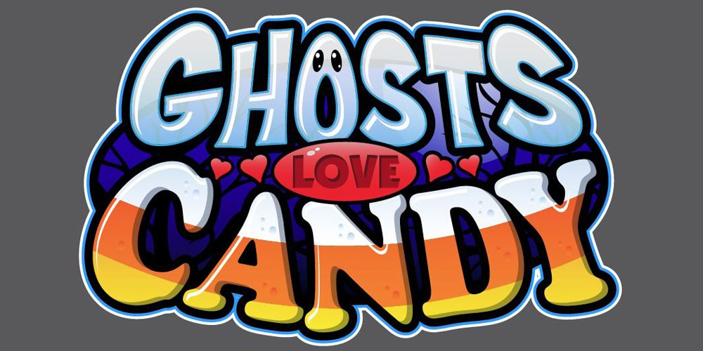 Ghosts Love Candy logo
