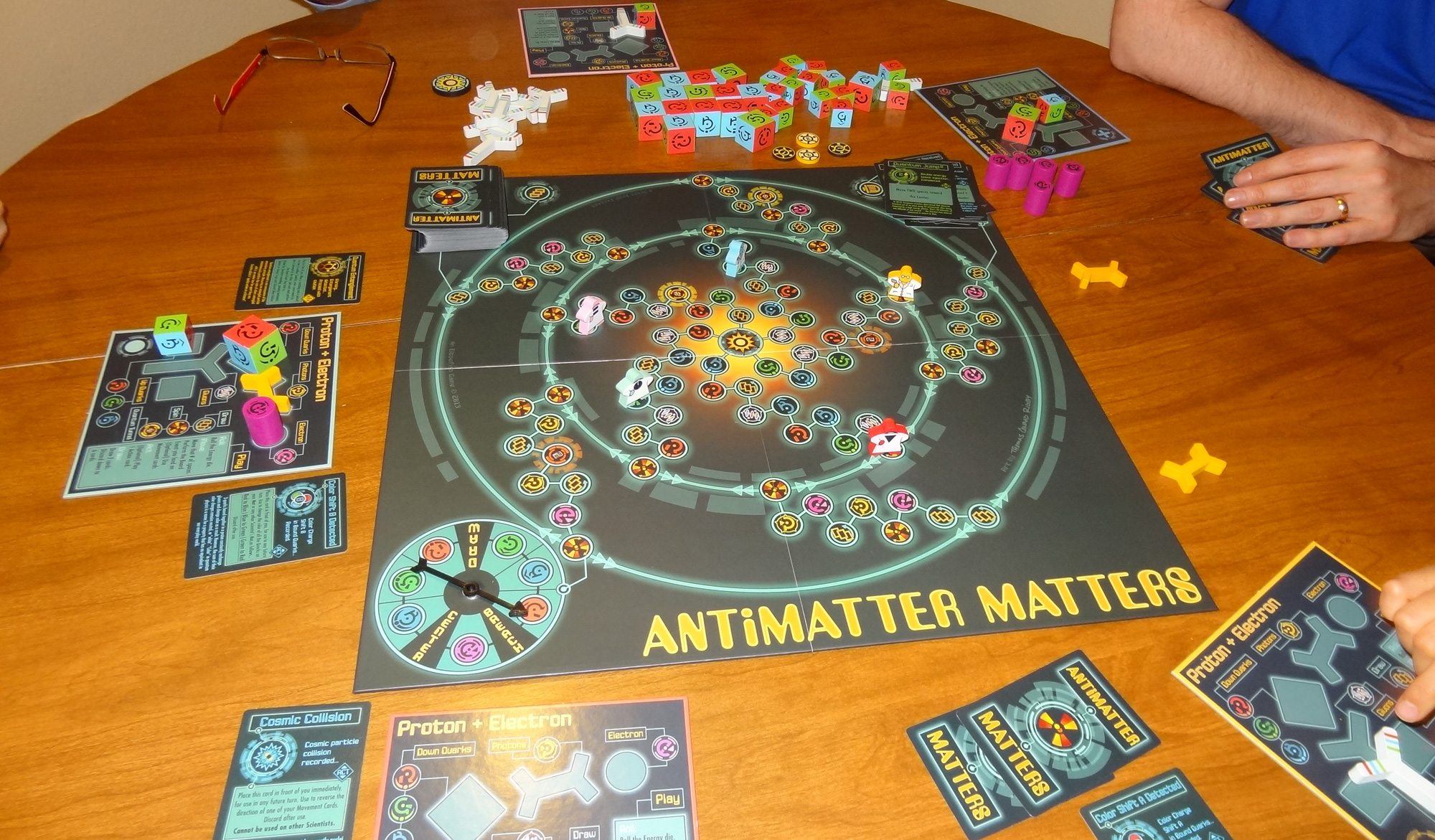 Antimatter Matters