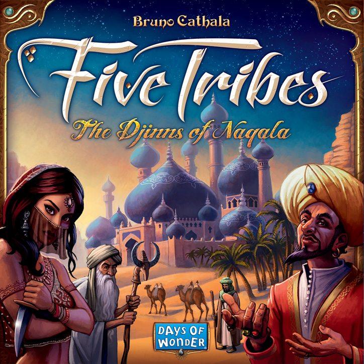 Five Tribes box