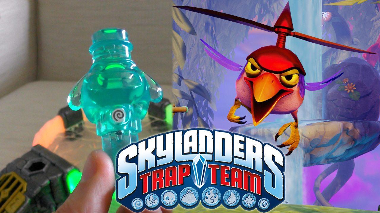 Trap Team Villain - Buzzer Beak