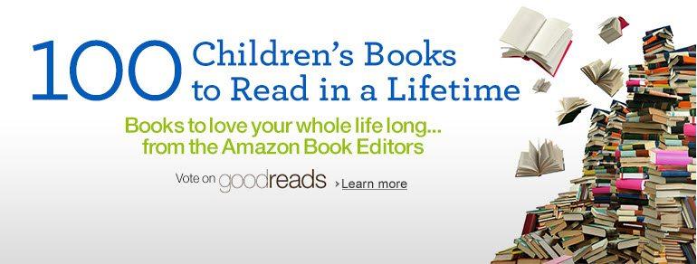 100 childrens books