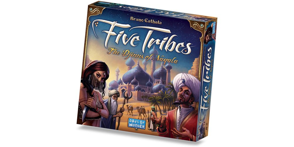 5Tribes