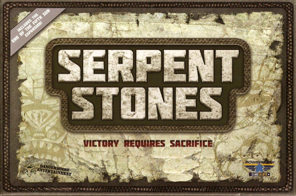 Table for Two: Serpent Stones