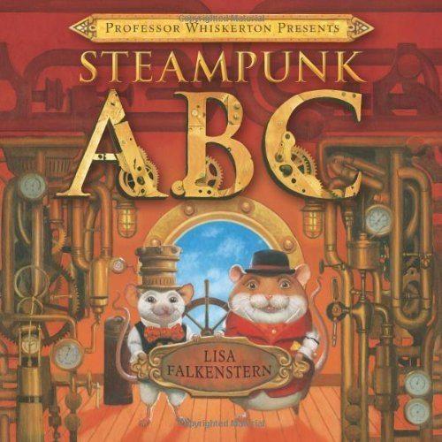 Steampunk ABC