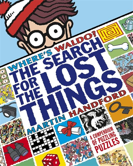 Where's Waldo? Search for Lost Things