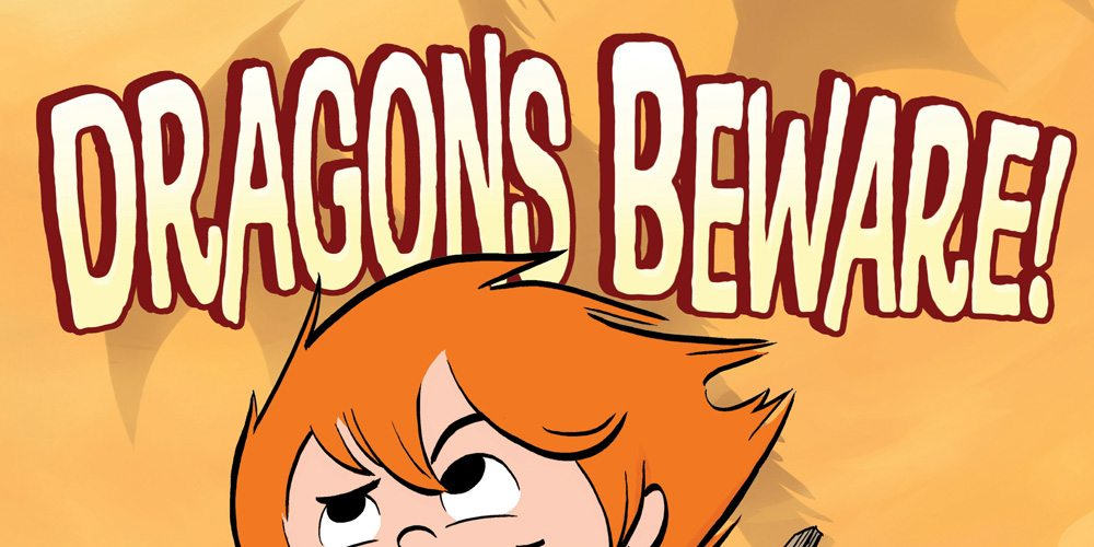 Exclusive Cover Reveal: Dragons Beware!