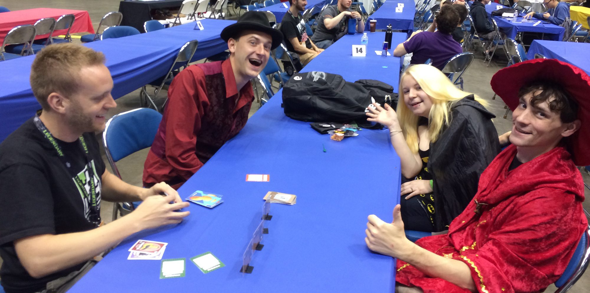 Gaming at Gen Con