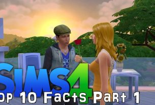 Sims 4 Facts