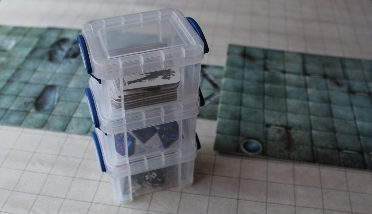 Dice Rolling Solutions; Stackable