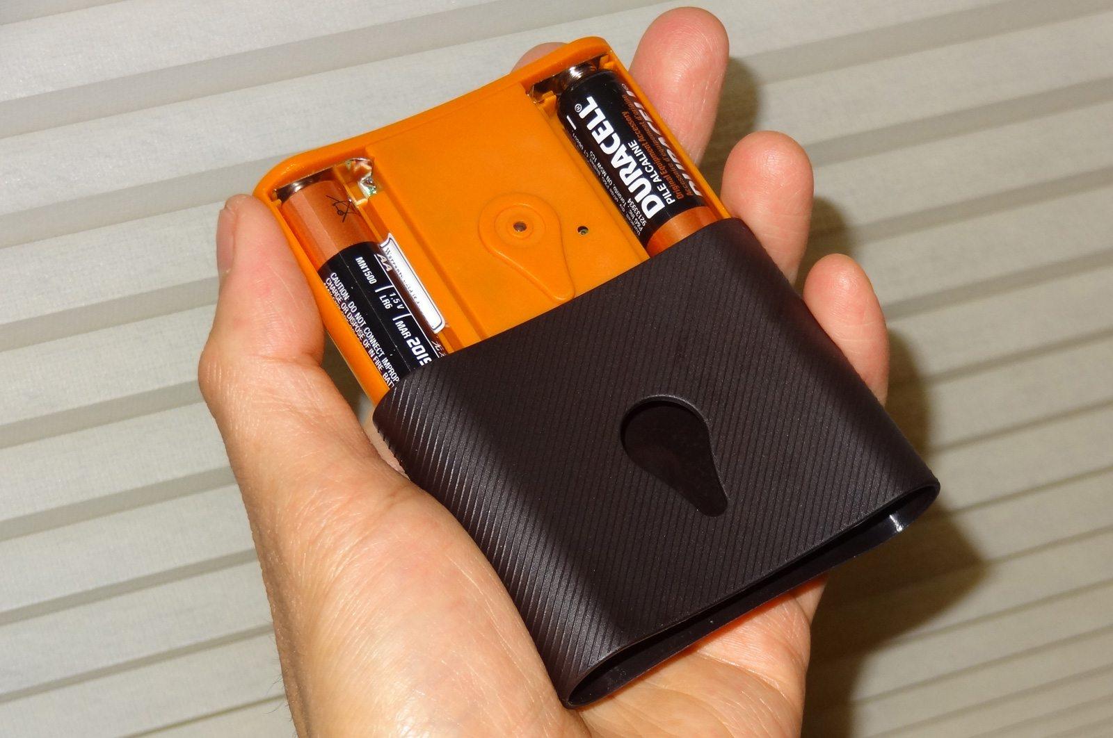 Trakdot batteries