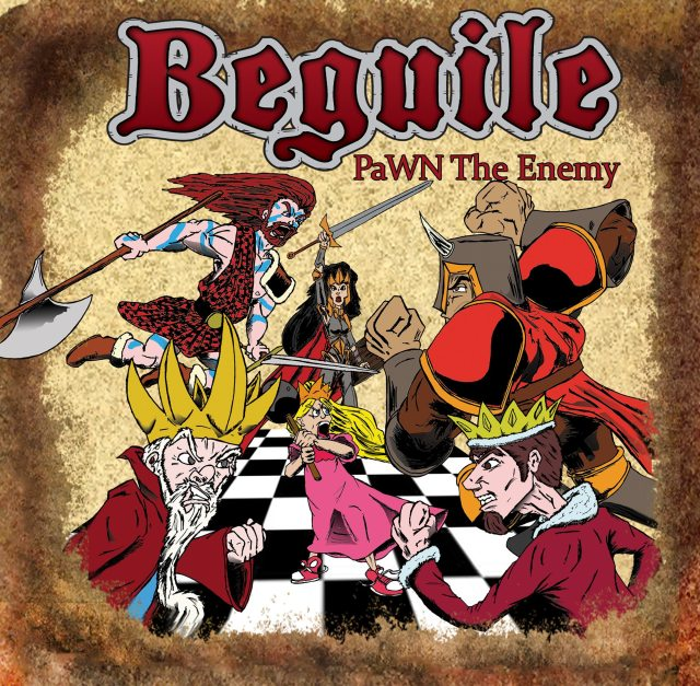 Beguile cover