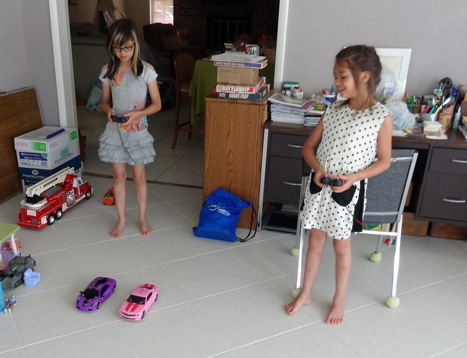 Girlmazing cars