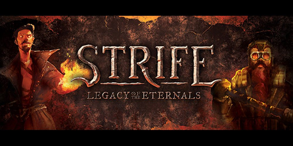 Table for Two: Strife: Legacy of the Eternals