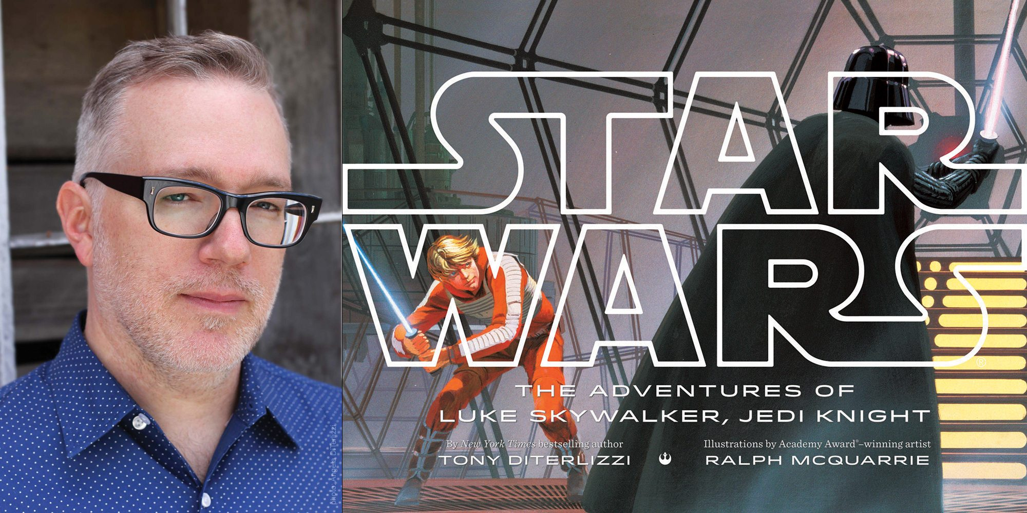 Tony DiTerlizzi, Star Wars cover