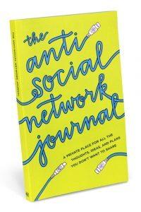 AntiSocialNetworkJournal