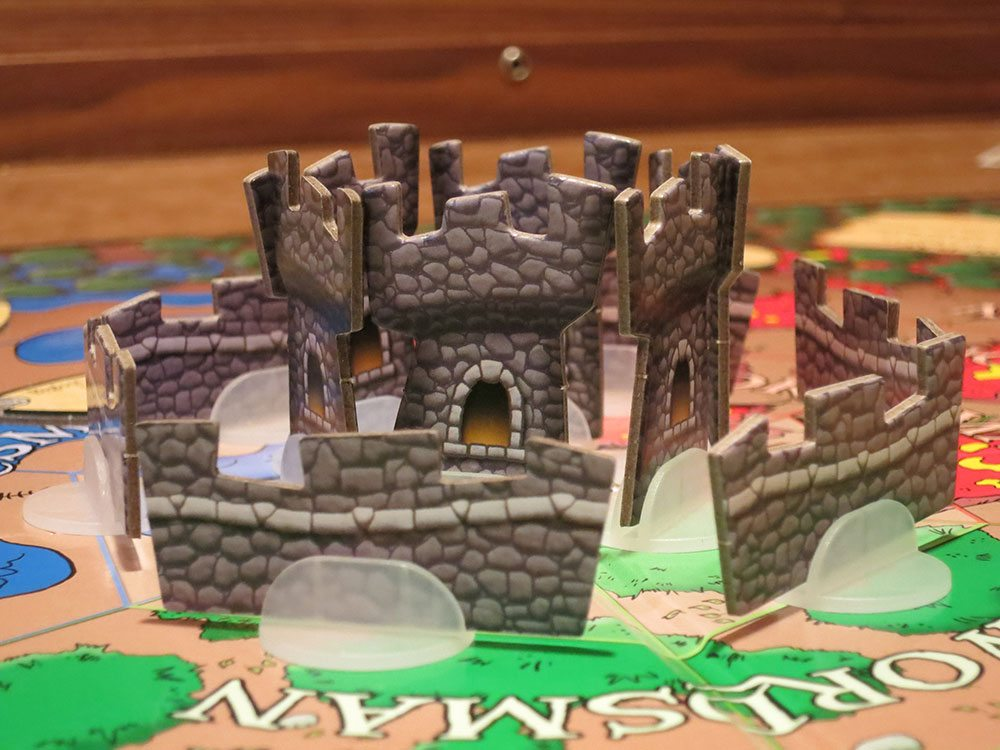 Defend the castle, at all costs.