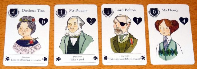 Lords and Ladies Suitors
