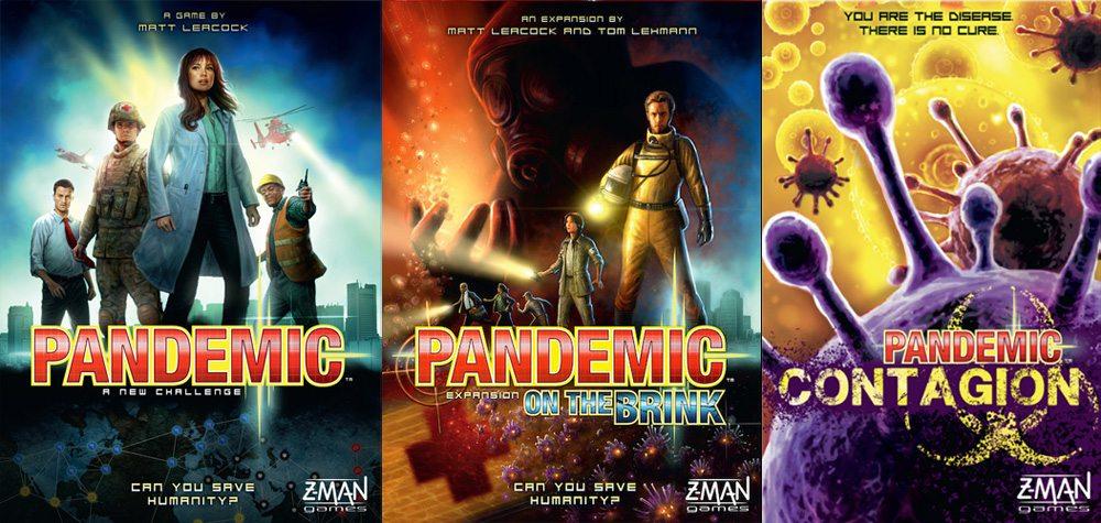Pandemic board games